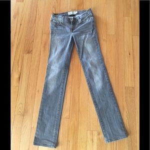 Girls Abercrombie jeans